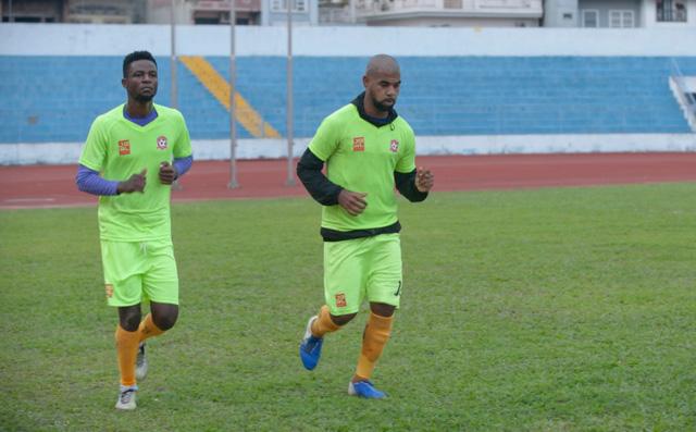 V.League 2020: CLB Hải Phòng bất ngờ chiêu mộ tiền đạo kỳ cựu người Brazil - Ảnh 1.