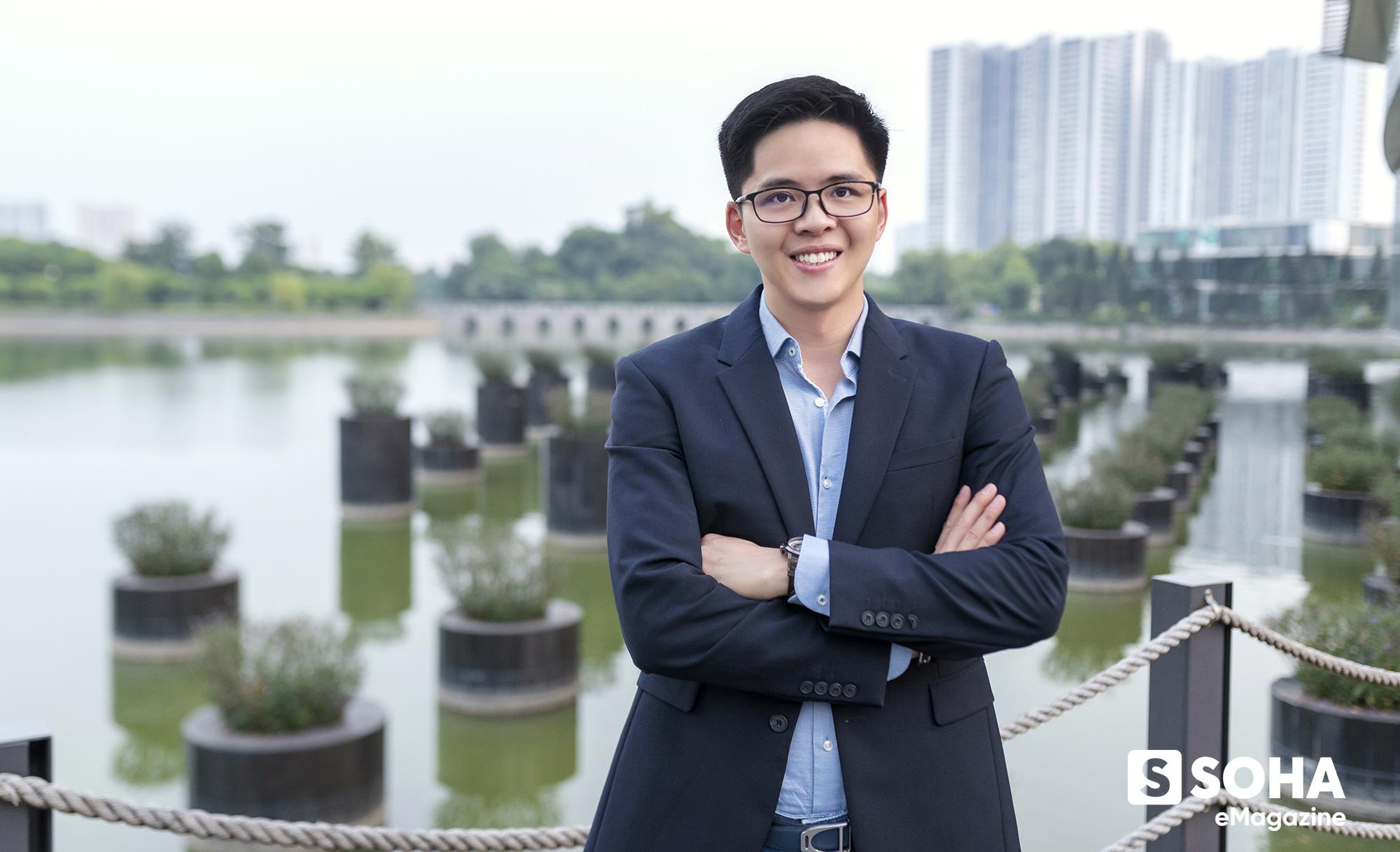 GS người Việt muốn nâng giấc ngủ cho 2,1 tỷ người và 25 bằng sáng chế trên đất Mỹ - Ảnh 17.