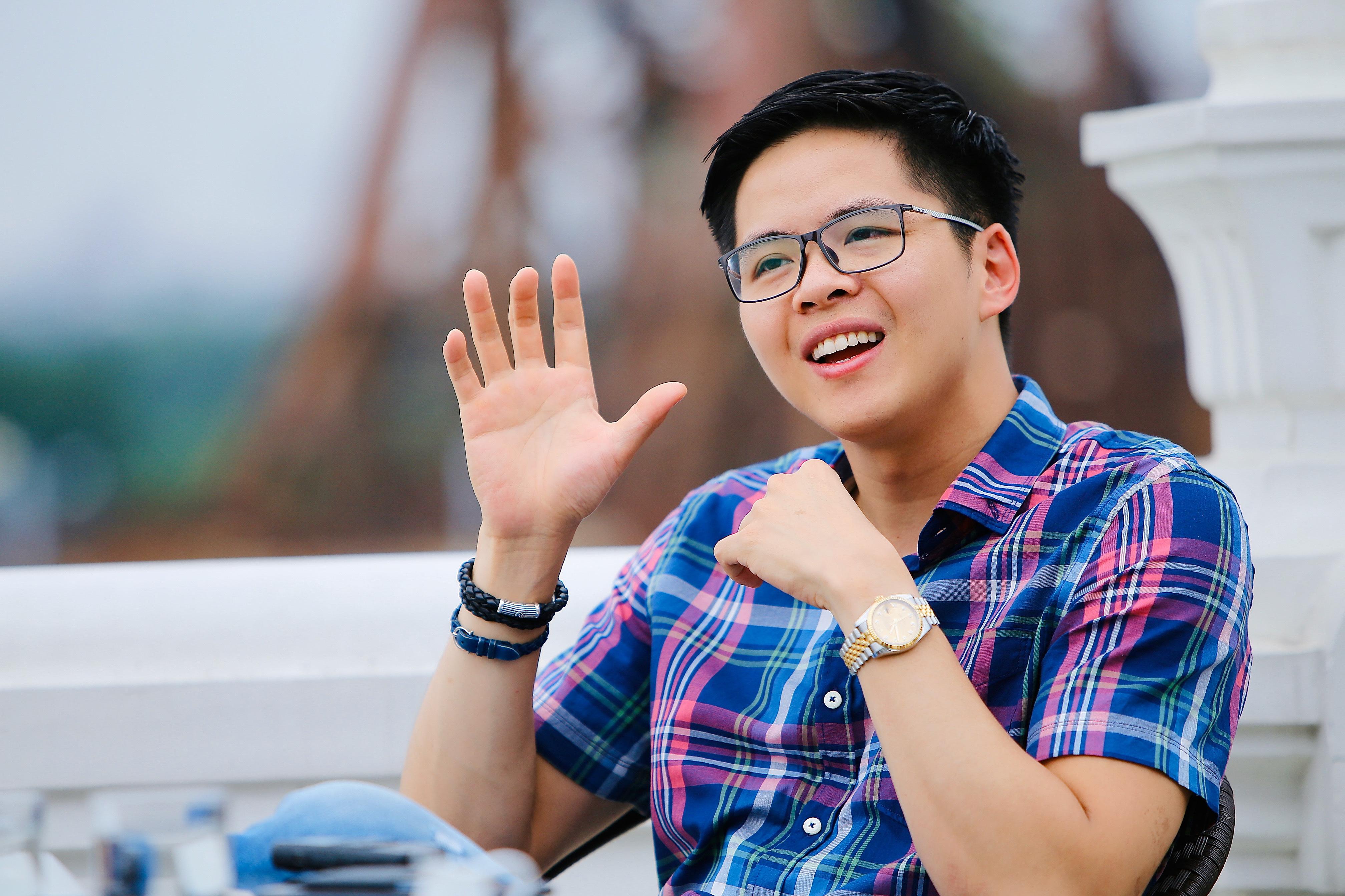 GS người Việt muốn nâng giấc ngủ cho 2,1 tỷ người và 25 bằng sáng chế trên đất Mỹ - Ảnh 4.