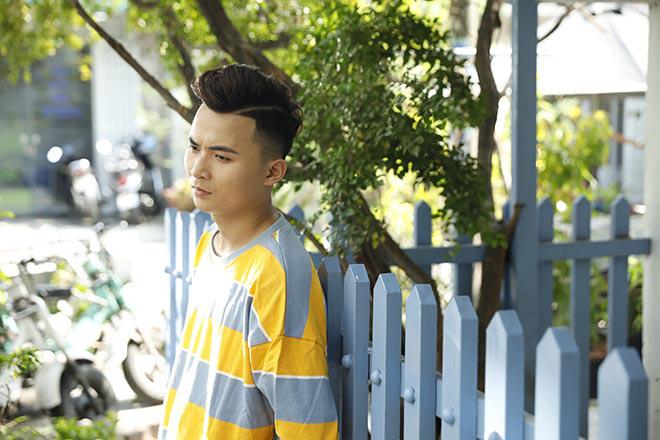 HuyR chính thức Nam tiến, kết hợp với K-ICM trong dự án âm nhạc mới - Ảnh 1.