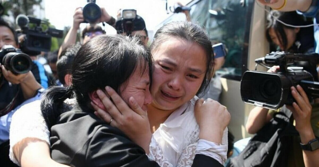 Hàng chục nghìn đứa trẻ đột ngột mất tích ở Trung Quốc, chỉ một số ít được tìm thấy và những câu chuyện ám ảnh đằng sau đó - Ảnh 1.