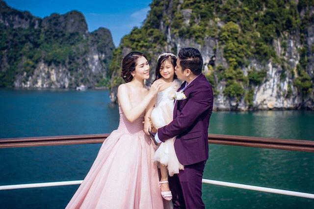 Minh Tiệp - Thùy Dương: Hôn nhân bền lâu nhờ tình yêu dành cho gia đình nhỏ - ảnh 2