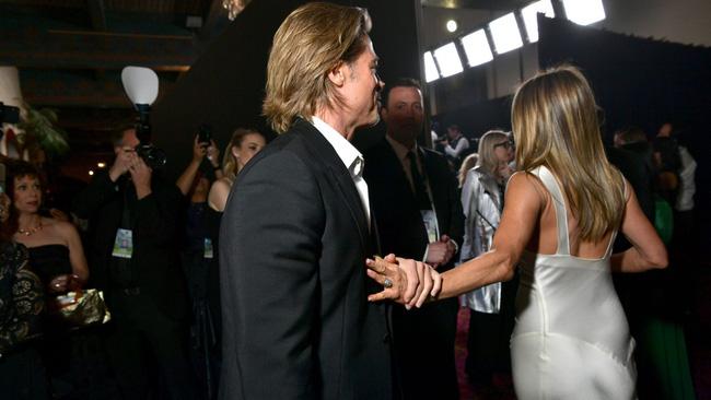 Người trong cuộc chưa lên tiếng, em họ Jennifer Aniston đã có những chia sẻ đầu tiên về việc nữ diễn viên tái hợp Brad Pitt - ảnh 1