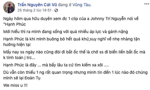 Tim vừa ẩn ý mong muốn tái hợp, Trương Quỳnh Anh liền có động thái trả lời khéo léo - ảnh 2