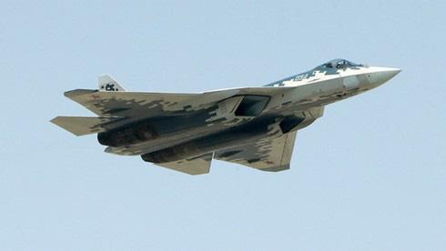 Su-57 trang bị tên lửa mới có thể hạ gục các hệ thống phòng không trên thế giới - Ảnh 1.