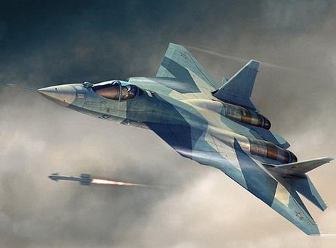 Su-57 trang bị tên lửa mới có thể hạ gục các hệ thống phòng không trên thế giới - Ảnh 2.