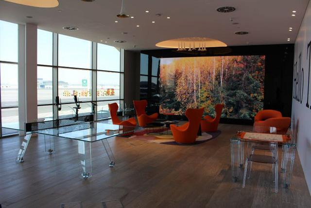 Một ngày trải nghiệm bên trong phòng chờ VIP dành cho giới siêu giàu tại sân bay Dubai: Tốn 11.000 USD/h tiền bay nhưng đáng từng đồng tiền bát gạo! - Ảnh 13.
