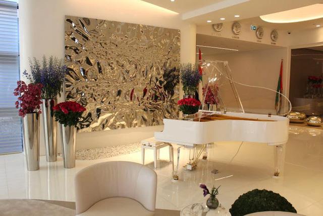 Một ngày trải nghiệm bên trong phòng chờ VIP dành cho giới siêu giàu tại sân bay Dubai: Tốn 11.000 USD/h tiền bay nhưng đáng từng đồng tiền bát gạo! - Ảnh 6.