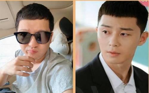 Sau Trường Giang, Ưng Hoàng Phúc cũng bắt trend xuống tóc như chủ quán DanBam Park Seo Joon, nhưng cái kết ra sao? - Ảnh 6.