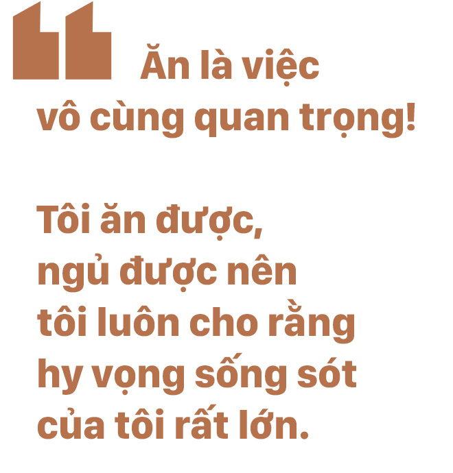 Bác sĩ Vũ Hán chia sẻ về 38 ngày đi dạo điện Diêm Vương: Corona chỉ bắt nạt được người yếu mà sợ người mạnh - Ảnh 3.