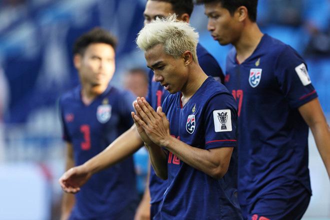Tuyển Thái Lan gặp mối lo lớn vì nguy cơ vắng 4 trụ cột ở vòng loại World Cup - Ảnh 1.