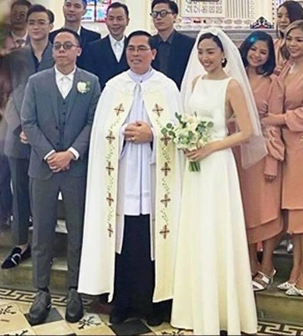 Tóc Tiên: Cô sinh viên y khoa tóc xù và đám cưới khác người ở showbiz Việt - Ảnh 1.