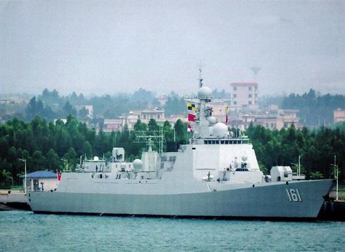 Tàu khu trục Trung Quốc chiếu laser vào máy bay quân sự, Mỹ nói gì? - ảnh 1