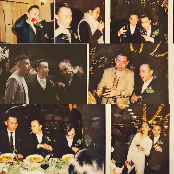 Loạt ảnh cực hiếm trong đám cưới Tóc Tiên - Hoàng Touliver cuối cùng cũng được hé lộ: Mọi khoảnh khắc hạnh phúc nhất đều có đủ! - Ảnh 11.