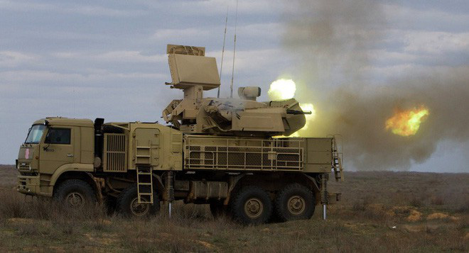 Israel tấn công đánh sập hệ thống Pantsir-S của Syria: Tiết lộ lý do khó ngờ - Ảnh 1.