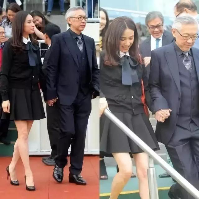 Á hậu nức tiếng Hong Kong: Đẹp khó tin ở tuổi 52 và cuộc hôn nhân 30 năm đáng ngưỡng mộ  - Ảnh 5.
