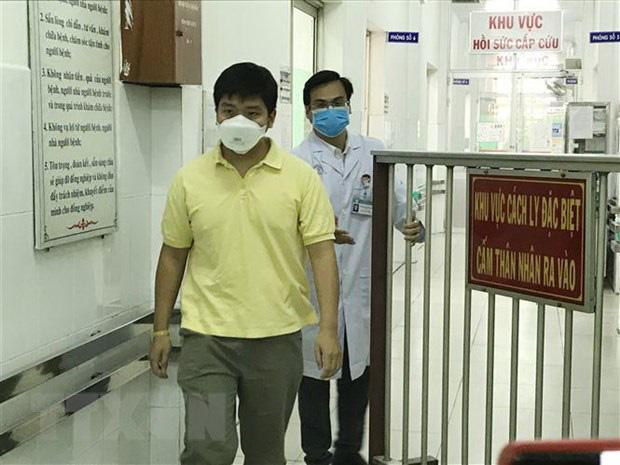 Việt Nam đã điều trị khỏi cho 3 người nhiễm virus corona - Ảnh 1.