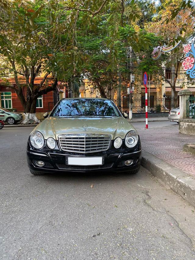 Mua xe hết gần 3 tỷ, chủ xe Mercedes-Benz đi hỏi dò sau 12 năm: Bán 450 triệu có ai quan tâm không? - Ảnh 1.