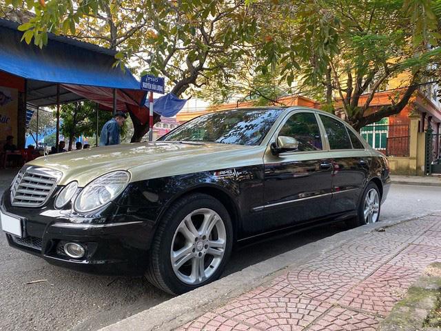 Mua xe hết gần 3 tỷ, chủ xe Mercedes-Benz đi hỏi dò sau 12 năm: Bán 450 triệu có ai quan tâm không? - Ảnh 5.