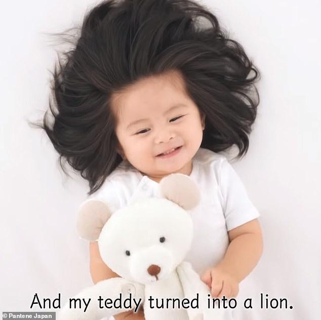 Cô bé Chanco với mái tóc xù trứ danh ngày nào nay đã lớn phổng phao và khiến nhiều người bất ngờ với hình ảnh hiện tại - Ảnh 7.