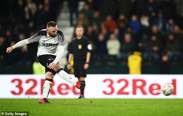 Rực sáng cùng Derby, Rooney sẽ khiến Man United phải trắng tay mùa giải này? - Ảnh 1.