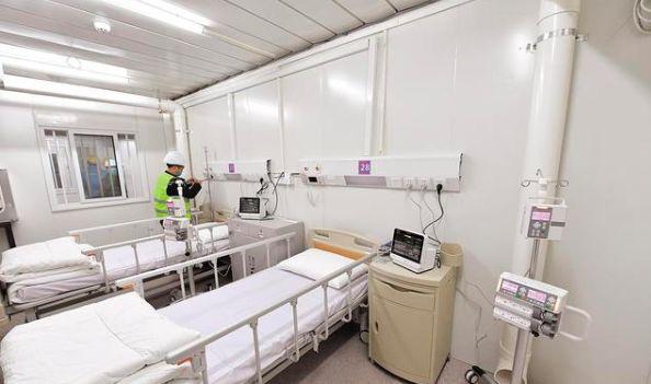 Tiềm lực công nghệ Trung Quốc ẩn sau 2 bệnh viện dã chiến chống virus corona - Ảnh 6.