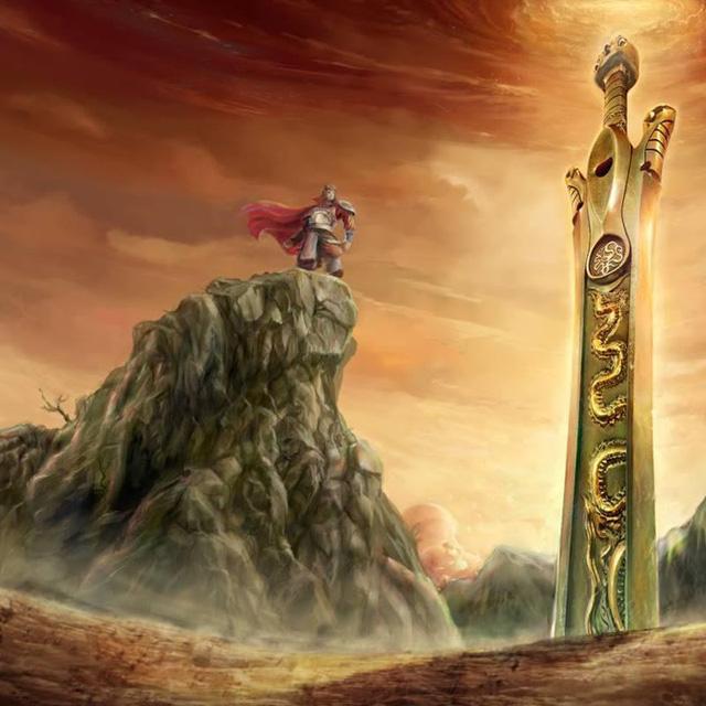 Những thanh thần kiếm mang sức mạnh khủng khiếp trong thần thoại - Ảnh 5.