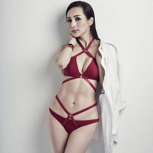 Hoa hậu châu Á gợi cảm nức tiếng: Bị chồng ruồng bỏ vì ngoại tình, U60 vẫn khoe hình thể - Ảnh 8.