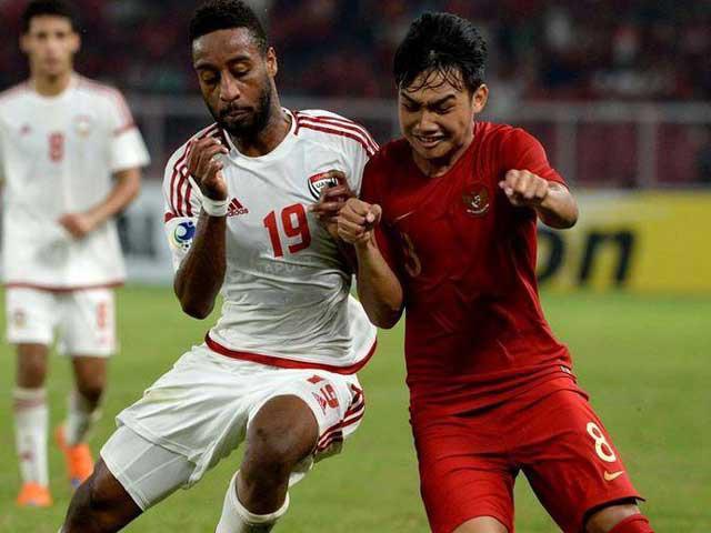 FIFA bác đơn, Indonesia vẫn phải nhận án phạt nặng khi gặp UAE - Ảnh 1.