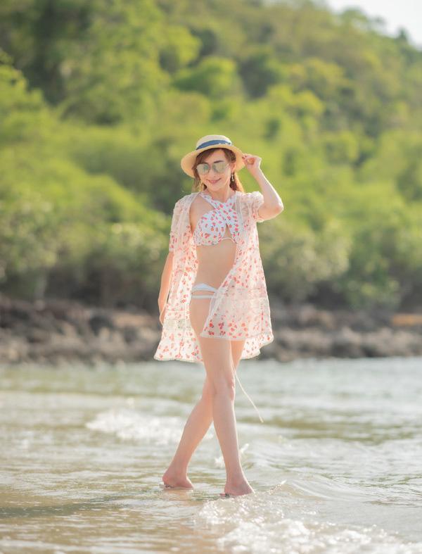 Hoa hậu châu Á gợi cảm nức tiếng: Bị chồng ruồng bỏ vì ngoại tình, U60 vẫn khoe hình thể - Ảnh 11.