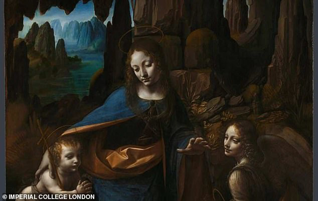 Sau hơn 500 năm, bí mật ẩn dưới kiệt tác nổi tiếng của Leonardo da Vinci cuối cùng đã được giải mã - Ảnh 1.