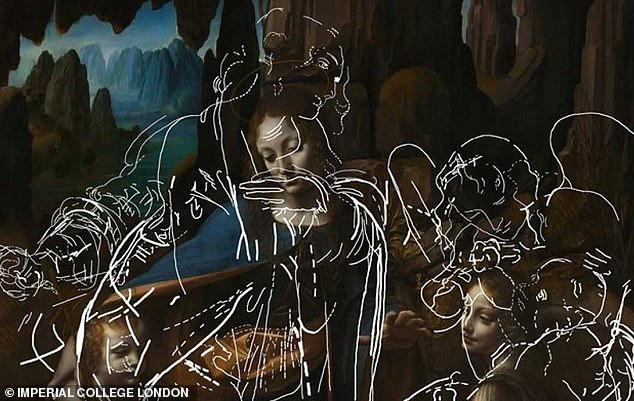 Sau hơn 500 năm, bí mật ẩn dưới kiệt tác nổi tiếng của Leonardo da Vinci cuối cùng đã được giải mã - Ảnh 2.