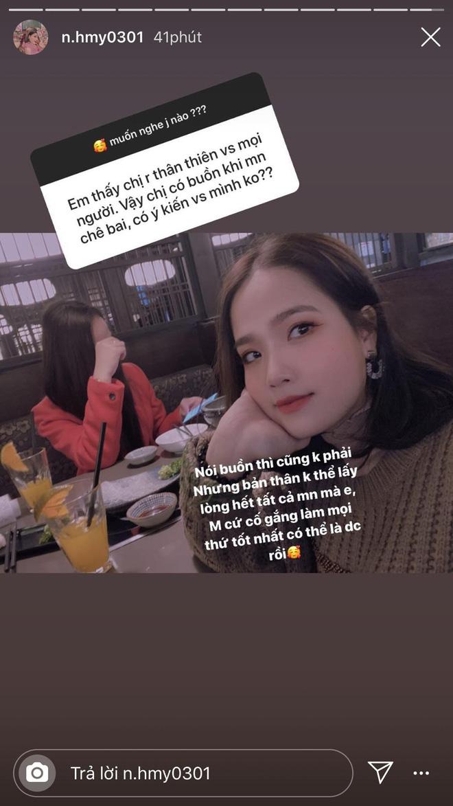 Nhật Lê vừa lộ tình mới, bạn gái tin đồn của Quang Hải cũng khoe đang hạnh phúc bên người yêu - Ảnh 3.