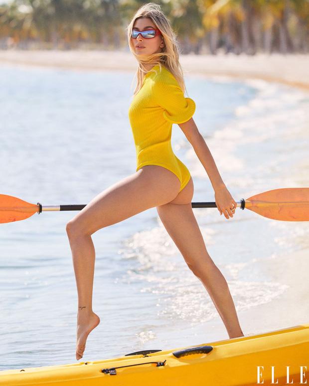 Cuộc chiến bốc lửa giữa tình cũ và bà xã Justin: Sexy toát mồ hôi, nhưng thần thái và body Selena nhỉnh hơn Hailey 1 bậc? - Ảnh 3.