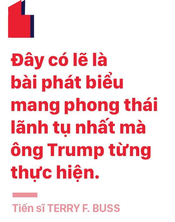 Thông điệp liên bang: Bài hùng biện đanh thép của ông Trump cho cuộc đua tái tranh cử - Ảnh 3.