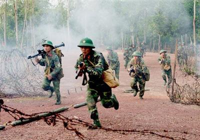 Chiến trường K: Trận đánh nghẹt thở giải vây cho một đơn vị Quân tình nguyện Việt Nam - Ảnh 4.
