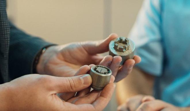Chế tạo đai ốc bánh xe bằng in 3D, Ford biến việc trộm bánh xe trở thành điều không tưởng - Ảnh 3.