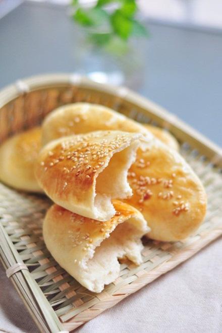 Học cách làm món bánh vừng chỉ trong 3 bước, ăn sáng giòn thơm ngon tuyệt - Ảnh 4.