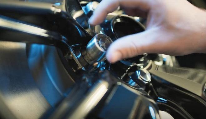 Chế tạo đai ốc bánh xe bằng in 3D, Ford biến việc trộm bánh xe trở thành điều không tưởng - Ảnh 5.