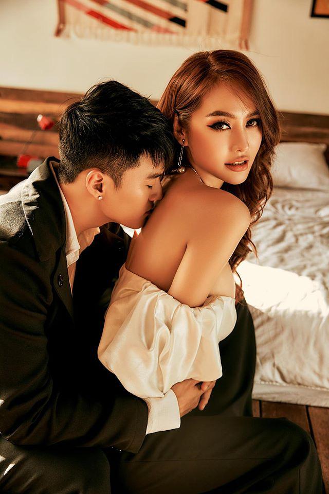 Dù bạn trai không thích, Linh Chi vẫn thường xuyên làm điều táo bạo này - Ảnh 5.