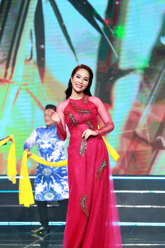 Mỹ nữ Dương Kim Ánh: Bỏ học giữa chừng, nợ 5 môn vì mê thi Hoa hậu - Ảnh 3.
