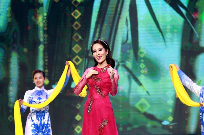 Mỹ nữ Dương Kim Ánh: Bỏ học giữa chừng, nợ 5 môn vì mê thi Hoa hậu - Ảnh 1.