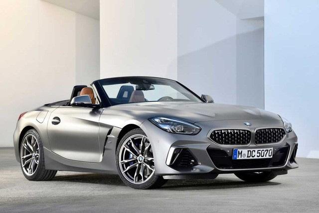 'Xe chơi' BMW Z4 2020 chính hãng chào nhà giàu Việt với giá khoảng hơn 3 tỷ đồng - Ảnh 1.