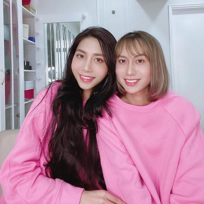 'Chị em sinh đôi' của Lynk Lee: Là beauty blogger chuyển giới xinh đẹp, thần thái sang chảnh miễn bàn - ảnh 1