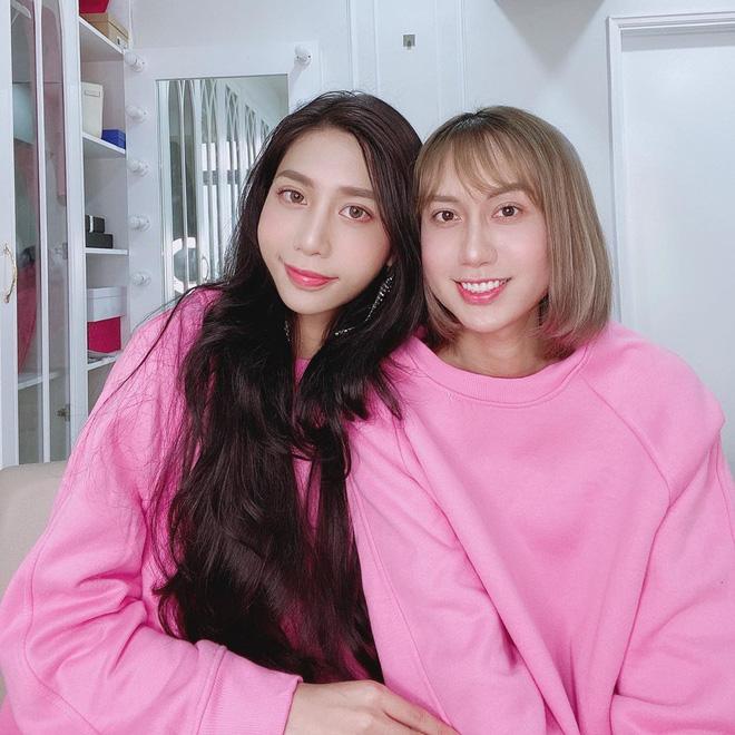 'Chị em sinh đôi' của Lynk Lee: Là beauty blogger chuyển giới xinh đẹp, thần thái sang chảnh miễn bàn - ảnh 2
