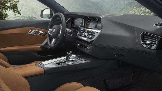 'Xe chơi' BMW Z4 2020 chính hãng chào nhà giàu Việt với giá khoảng hơn 3 tỷ đồng - Ảnh 14.