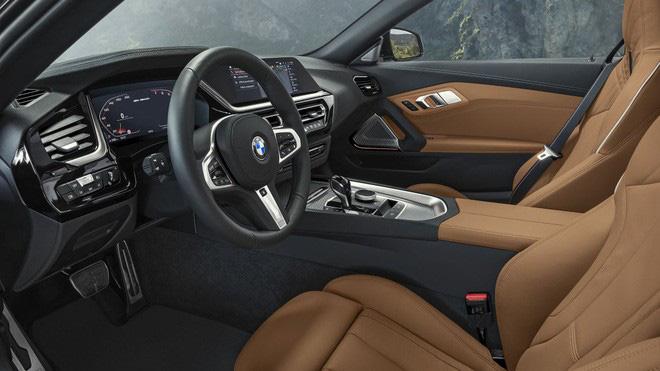 'Xe chơi' BMW Z4 2020 chính hãng chào nhà giàu Việt với giá khoảng hơn 3 tỷ đồng - Ảnh 15.