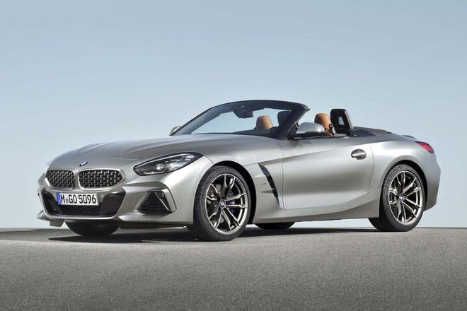 'Xe chơi' BMW Z4 2020 chính hãng chào nhà giàu Việt với giá khoảng hơn 3 tỷ đồng - Ảnh 3.