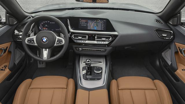'Xe chơi' BMW Z4 2020 chính hãng chào nhà giàu Việt với giá khoảng hơn 3 tỷ đồng - Ảnh 5.