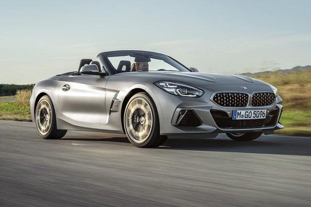 'Xe chơi' BMW Z4 2020 chính hãng chào nhà giàu Việt với giá khoảng hơn 3 tỷ đồng - Ảnh 6.